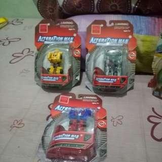 Transformers Movie Legends