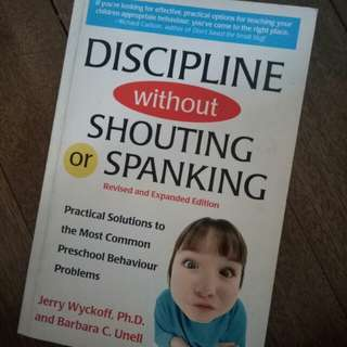 Discipline Without Spanking