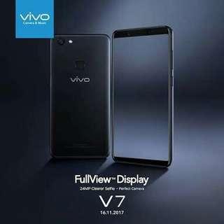Vivo V7 bisa kreditt