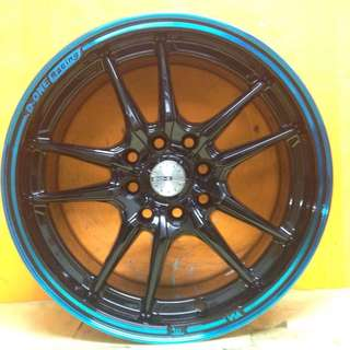 15 inch SPORT RIM D-ONE RACING FORGED WHEELS