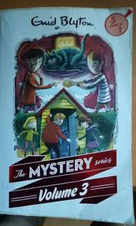 Enid Blyton the mystery series volume 3
