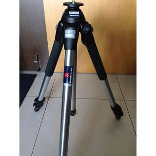 Manfrotto 055Pro Tripod with FREE Tripod Bag 👍