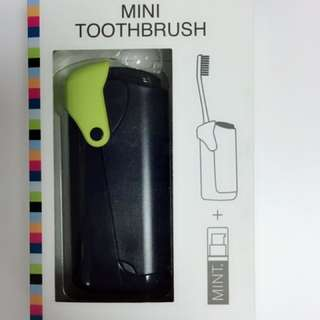 旅行牙刷套裝