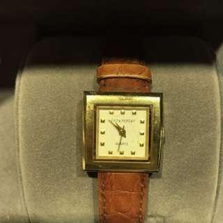 Evit peroni 23k 包金女裝電子手錶