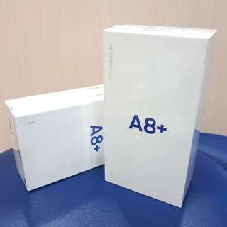 Samsung A8+ Kredit Free Bluetooth WUW R01