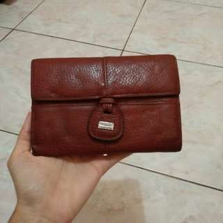 dompet horse imperial (maroon)