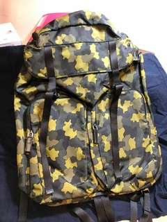 Prade 迷彩backpack