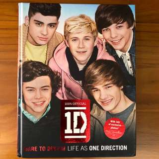 One Direction: Dare To Dream - Life As One Direction