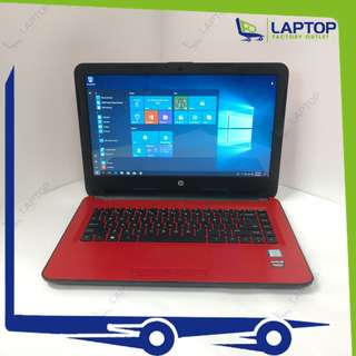 HP Notebook 14-AM031TX (i5-6/8GB/1TB) [Preowned]