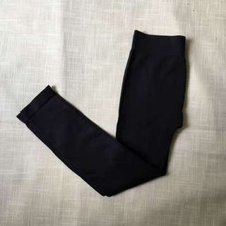 Charity Sale! Authentic Urban Kids Black Tights Size XS/S