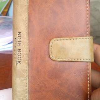 Notebook #FISIPUNIS