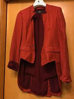 Initial jacket - 西套外套