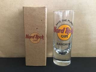 Brand New Hard Rock Cafe Bangkok Shot Glass