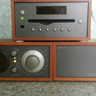 收音和CD機