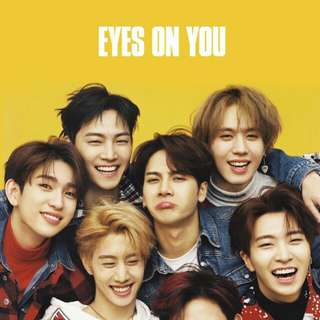 MY. GO ( GOT7 EYES ON YOU ALBUM)