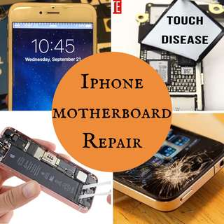 30 Min Express Iphone Motherboard Repair