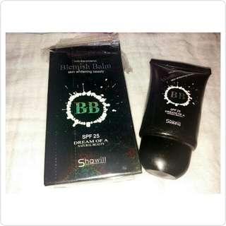 Shawill BB (Blemish Balm skin whitening beauty SPF 25)