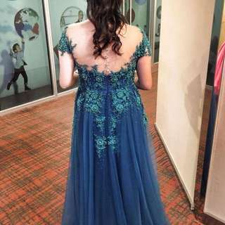 GOWN FOR RENT (PROM, GRADUATION BALL, BRIDESMAID)