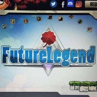 FutureLegend Mesos & Services!