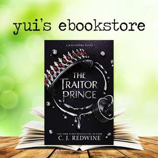 YUI'S EBOOKSTORE - THE TRAITOR PRINCE - RAVENSPIRE #3