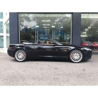 Aston Martin DB9 6.0 Auto