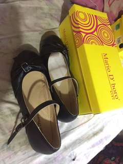 Mario d'Boro kids Black Shoes size 35