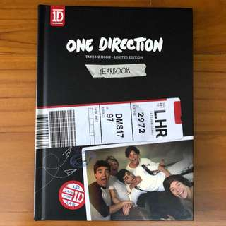 One Direction: Take Me Home (Limited Yearbook Edition)