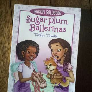 Sugar Plum Ballerinas Whoopi Goldberg