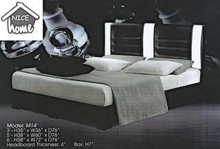 queen size divan bed model - M14