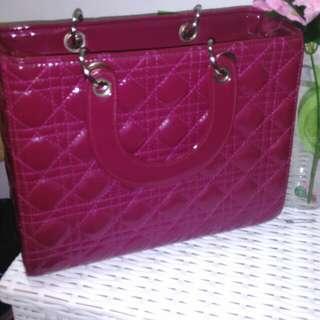 Lady Dior Glossy