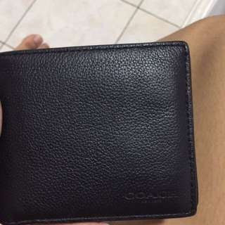 Coach 3 in 1 Wallet (Used with care)