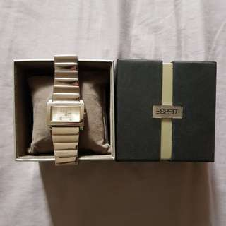 Preloved Esprit Watch Silver