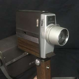 VINTAGE 70s MOVIE CAMERA (RENTAL)