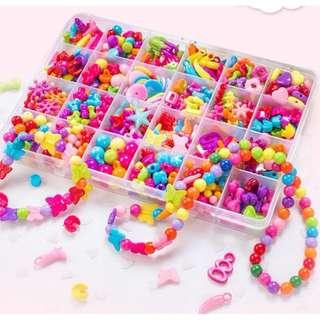 Handmade DIY beads accessories
