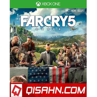 XB1 Far Cry 5