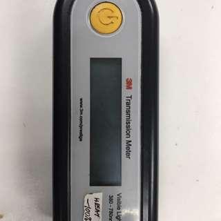 3M Transmission meter reader for solar film window tint