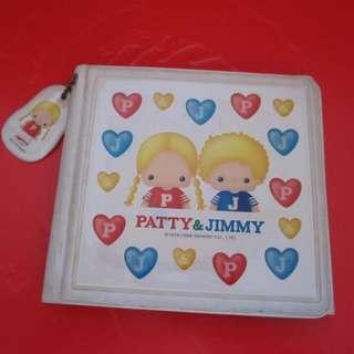Sanrio Patty&Jimmy CD收藏套 1998年