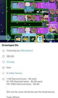 Growtopia Scammer Alert (Growtopia DL)