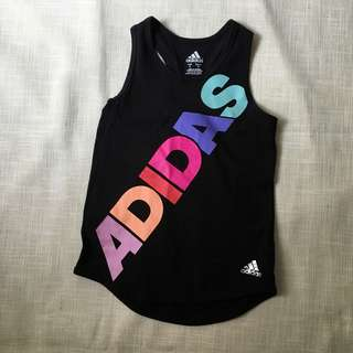 Charity Sale! Authentic Adidas Top Sports Little Girl size 5 #freedelivery3