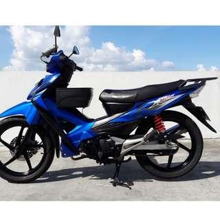 Honda WAVE X