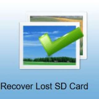 Professional SD Card Recovery Software     Recover Lost or Deleted Photos in 3 Steps
