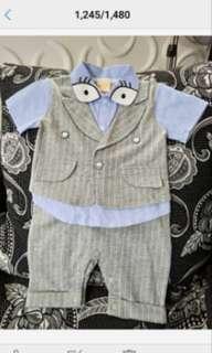 Baby romper #Fesyen50