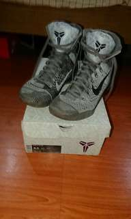 Kobe 9 elite Detail Basketball