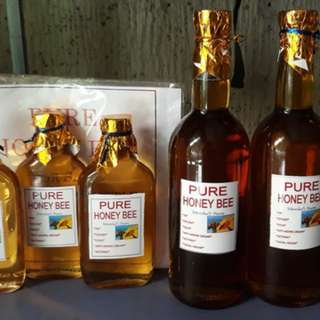 Pure honey bee 750 ml