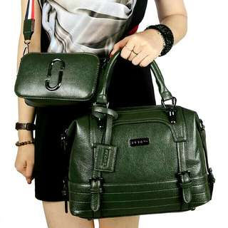 Pedro Bag with Slingbag Original (Green)