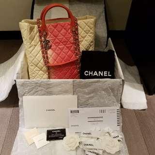 全新*罕有~漸變色Chanel袋