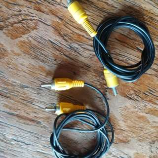Video RCA Cable