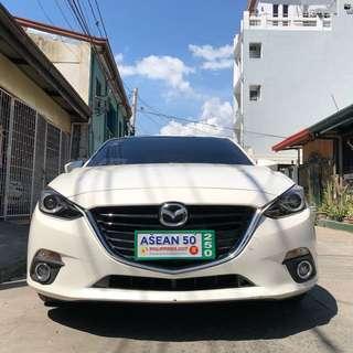 Mazda 3 2015 2.0R