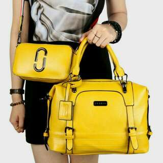 Pedro Bag Original (Yellow)