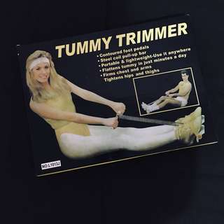 TUMMY TRIMMER